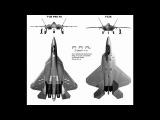 Сравнительный обзор самолётов пятого поколения