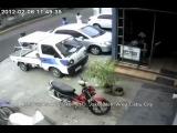 Сильное землетрясение на Филиппинах 06.02.2012